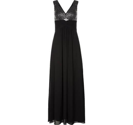 joan crowford suknia weczorowa