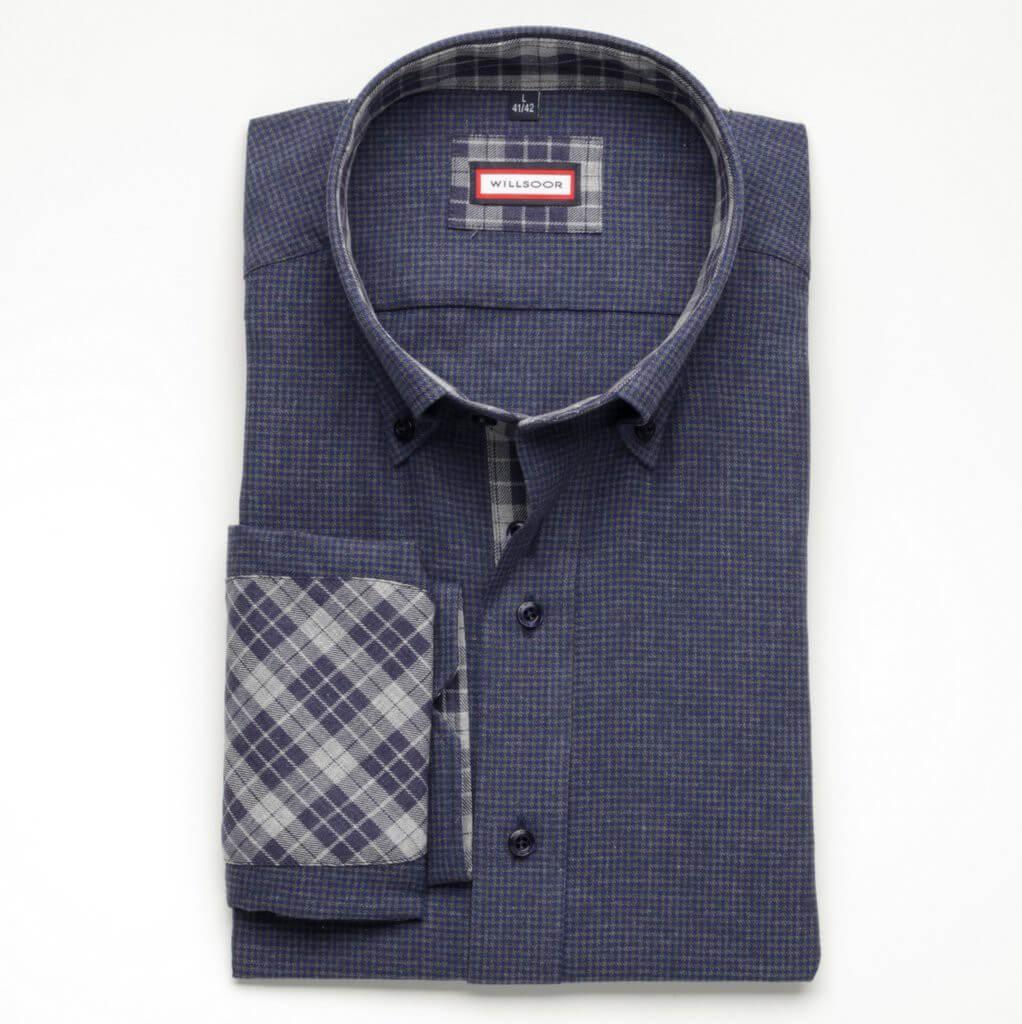 Koszula w pepitkę