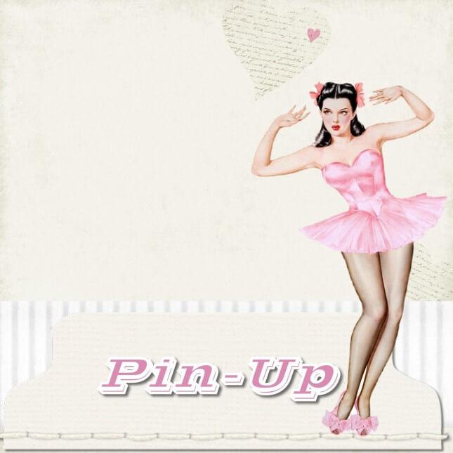 Pin-up styl, czyli seksownie w starym stylu