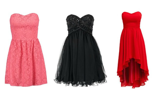 Sukienki gorsetowe