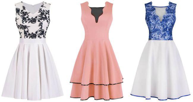 67776d8f09 Jakie sukienki na wesele – co wypada założyć kobiecie na wesele  - feef