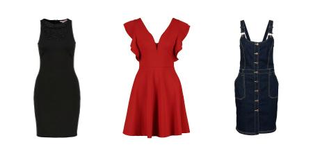 Krótkie sukienki mini na każdą okazję