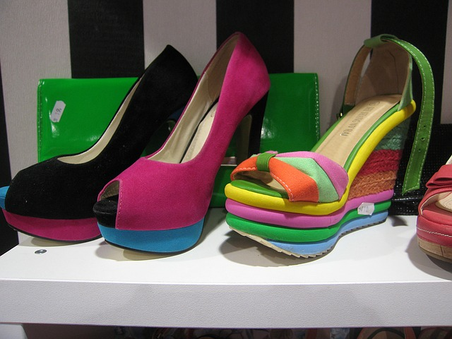 Rodzaje butów na obcasach