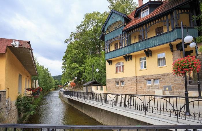 Most w Polanicy Zdroju